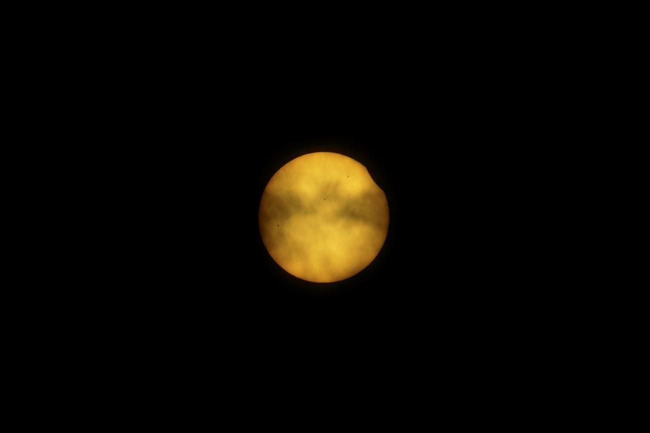 2,012年 金環日食