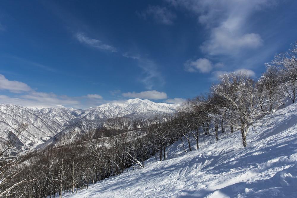 立山山麓スキー場